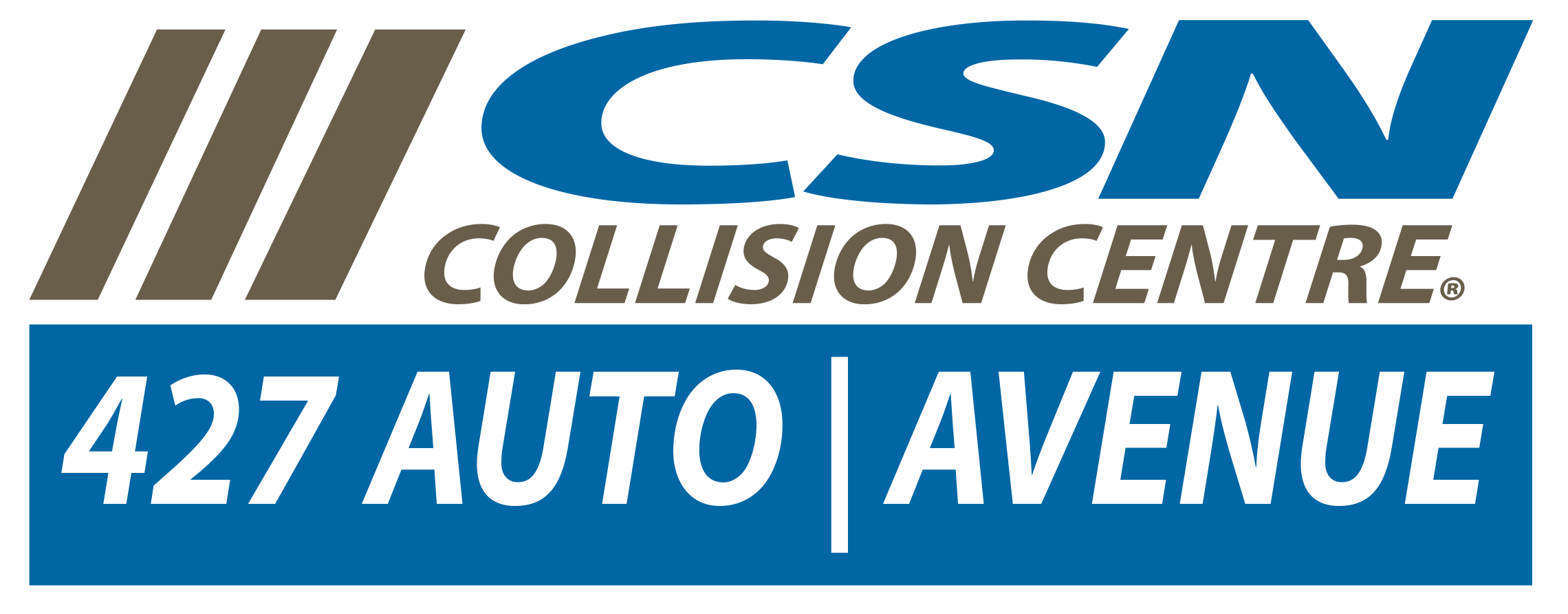 427 Auto Collison Avenue LOGO 2016